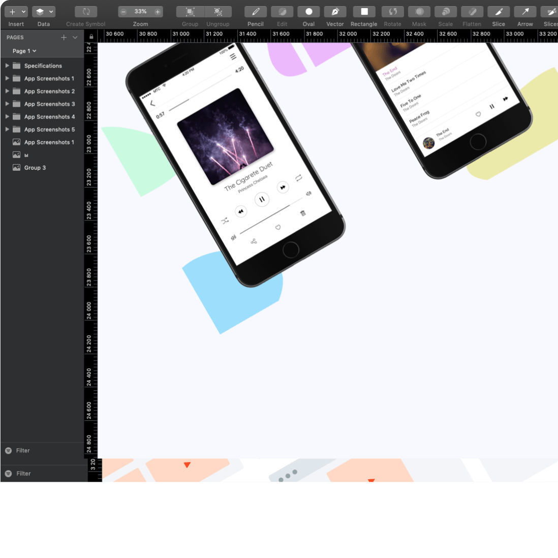 iOS Jetpack — Create an presentation screenshots for your